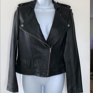 MILANA Leather Jacket